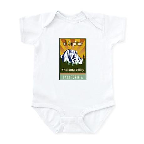 el Capitan Infant Bodysuit