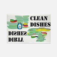 Clean Dish, Dirty Dish Magnets