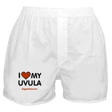 Uvula Love Boxer Shorts