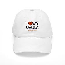 Uvula Love Baseball Cap