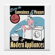 Convenience & Pleasure of Modern Appliances Tile C