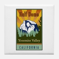 Half Dome Tile Coaster