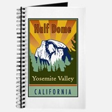 Half Dome Journal