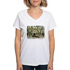 Avignon Courtyard Shirt