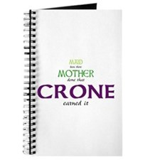 maid mother crone Journal