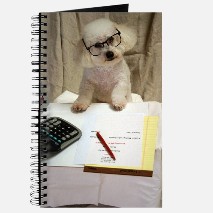 I Love My Bichon Frise Journal