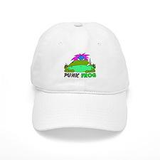 PUNK FROG Baseball Cap