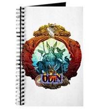 Odin Norse God Journal