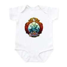 Odin Norse God Infant Bodysuit