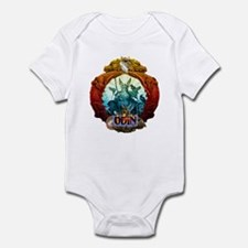 Odin Norse God Infant Bodysuit