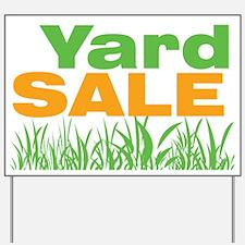Cute Yard sale signs Yard Sign