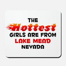Hot Girls: Lake Mead, NV Mousepad