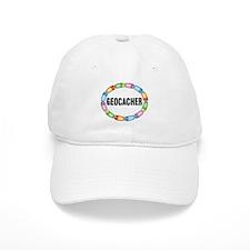 GPS Oval Baseball Cap