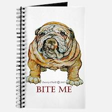 Bulldog Bite ME Journal