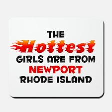 Hot Girls: Newport, RI Mousepad