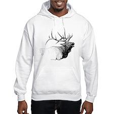 Bull Elk Hoodie