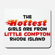 Hot Girls: Little Compt, RI Mousepad