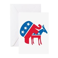 Anti-Democrat Greeting Cards (Pk of 10)