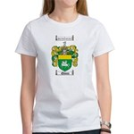 Quinn Family Crest Women's T-Shirt