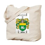 Quinn Family Crest Tote Bag