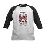 Pugh Coat of Arms Kids Baseball Jersey