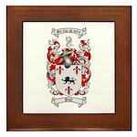 Pugh Coat of Arms Framed Tile