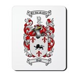 Pugh Coat of Arms Mousepad
