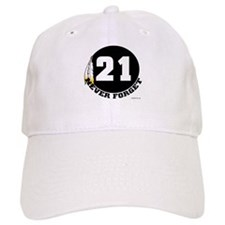 21 NEVER FORGET (FEATHER) Baseball Cap
