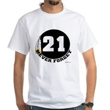21 NEVER FORGET (FEATHER) Shirt