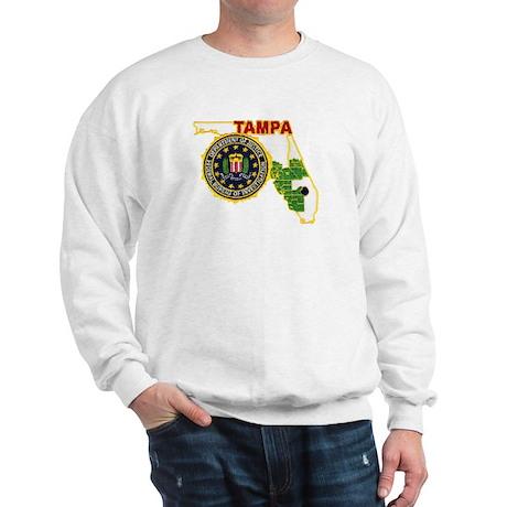 Tampa FBI Sweatshirt