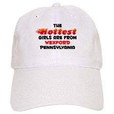 Hot Girls: Wexford, PA Baseball Baseball Cap