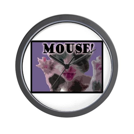 MOUSE! Wall Clock