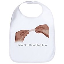 I don't roll on Shabbos Bib