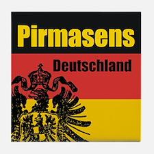 Pirmasens Deutschland  Tile Coaster