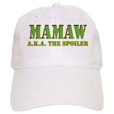 click to view Mamaw Baseball Cap