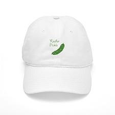 kosher pickle... Baseball Cap