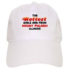 Hot Girls: Mount Pulask, IL Baseball Cap