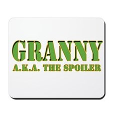 CLICK TO VIEW Granny Mousepad