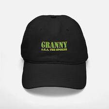 CLICK TO VIEW Granny Baseball Hat
