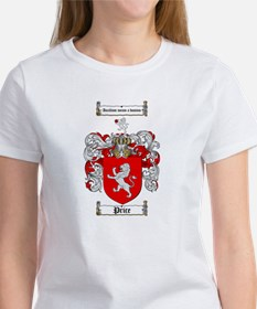 Price Coat of Arms Women's T-Shirt