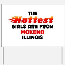 Hot Girls: Mokena, IL Yard Sign
