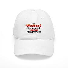 Hot Girls: Verona, PA Baseball Cap