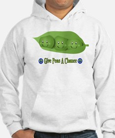 Give Peas A Chance Jumper Hoody