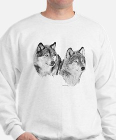 Lone Wolves Sweater