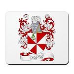 Ogden Coat of Arms Mousepad