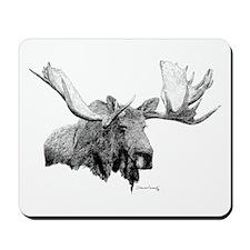 Bull Moose Mousepad