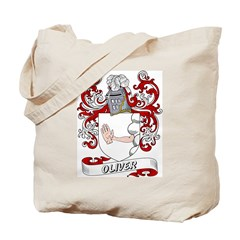 Oliver Coat of Arms Tote Bag
