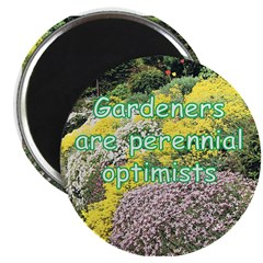 Gardeners are perennial Magnet