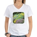 Gardeners are perennial Women's V-Neck T-Shirt