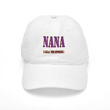 CLICK TO VIEW Nana Baseball Cap